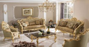 Set Sofa Ruang Tamu Mewah Murah Ukir Jepara Terbaru