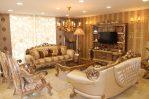 Set Kursi Sofa Ruang Tamu Mewah Style Italy Ukir Mebel Jepara Terbaru