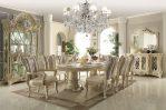 Set Kursi Meja Makan Klasik Eropa Victoria