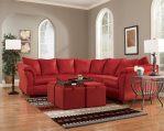 Set Sofa Tamu Leter L Mewah Modern