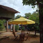 Kursi Meja Payung Jati Jepara