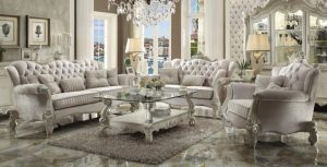 Set Kursi Sofa Tamu Minimalis Modern
